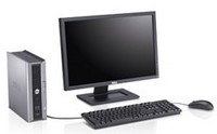 Dell Optiplex 760 Ultra Small Form Factor