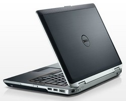 Dell Latitude E6420 zezadu