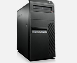 Lenovo ThinkCentre M93p Tower levá