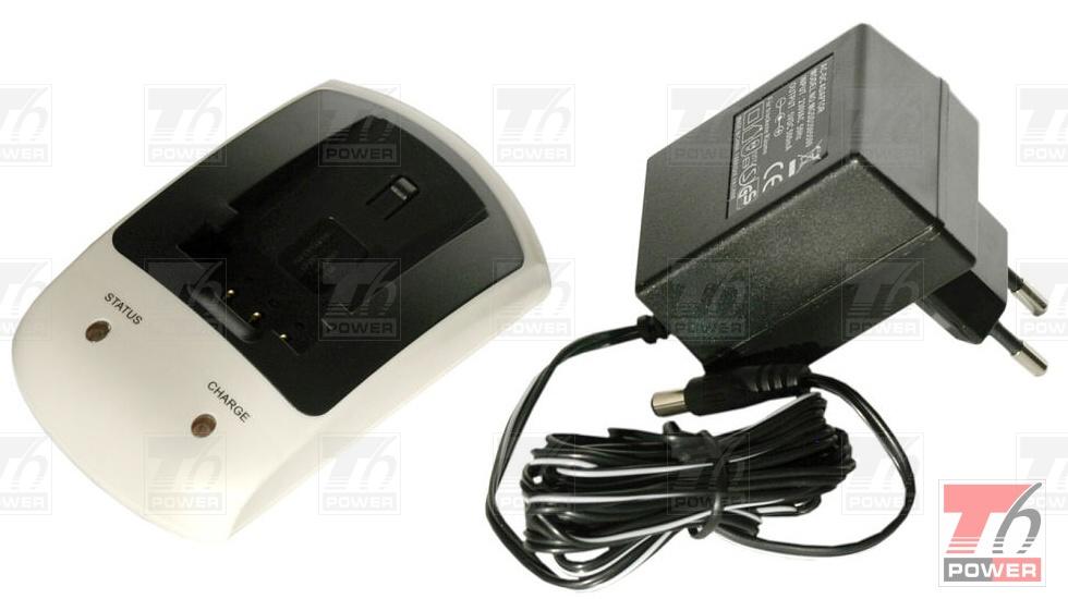 T6 power Nabíječka T6 power pro NB-10L, 230V, 12V, 1A BCCA0020