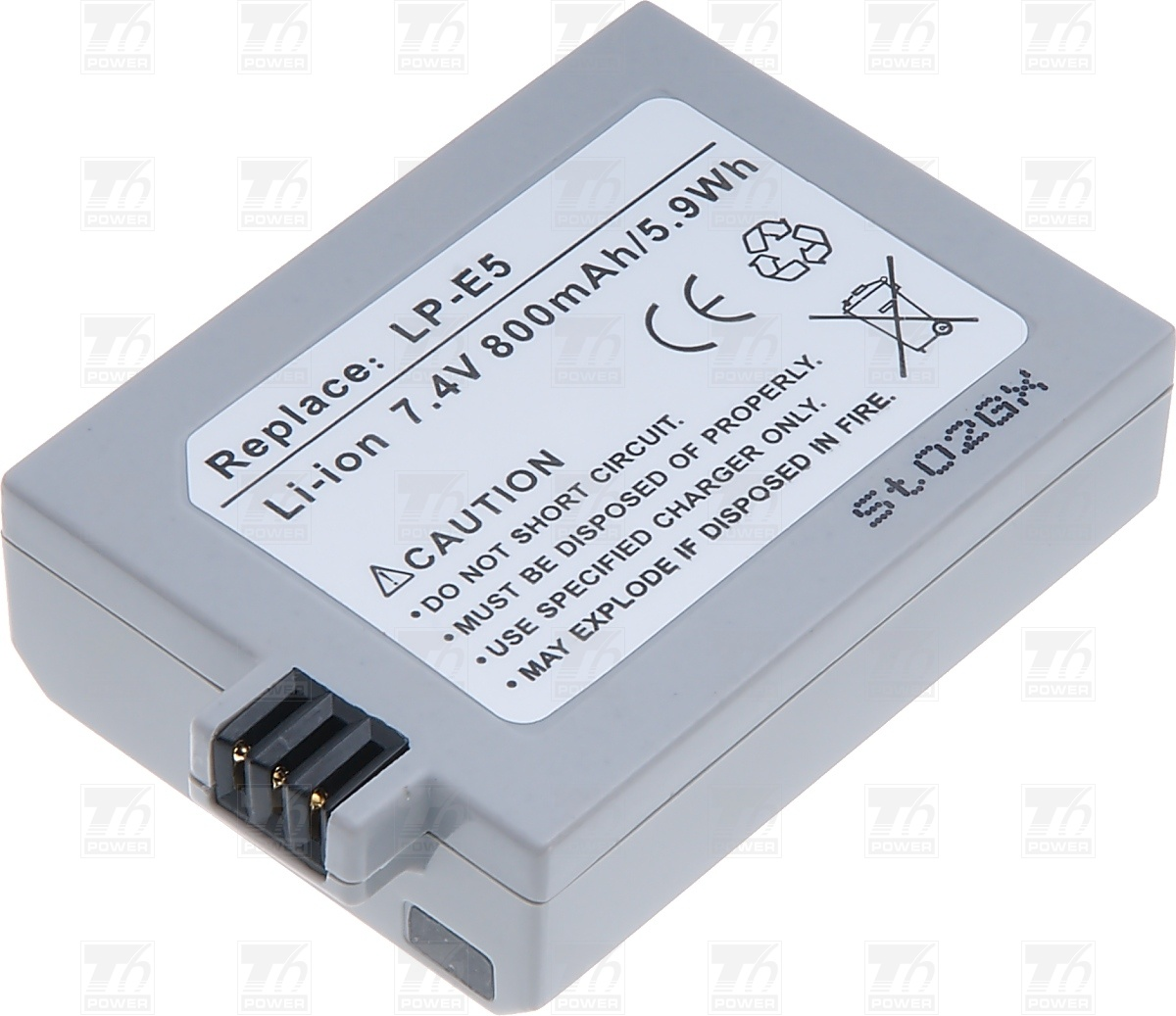 T6 power Baterie T6 power LP-E5 DCCA0012