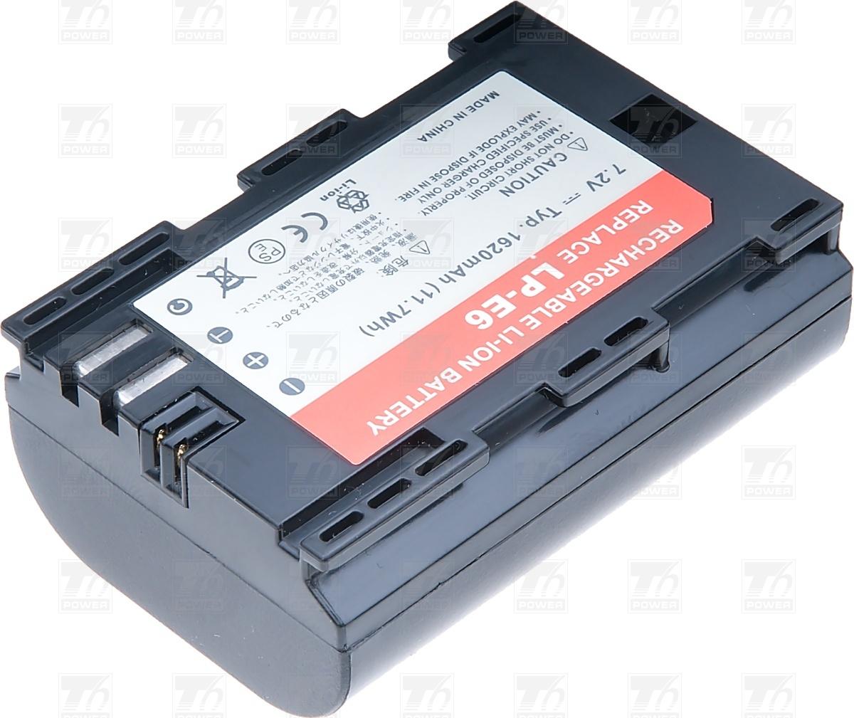 T6 power Baterie T6 power LP-E6, LP-E6N DCCA0017