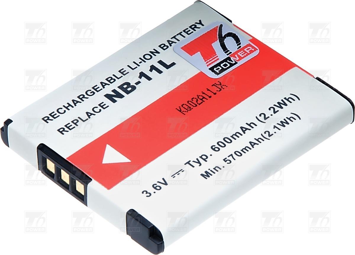 T6 power Baterie T6 power NB-11L, NB-11LH DCCA0021