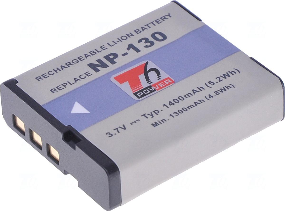 T6 power Baterie T6 power NP-130 DCCS0010