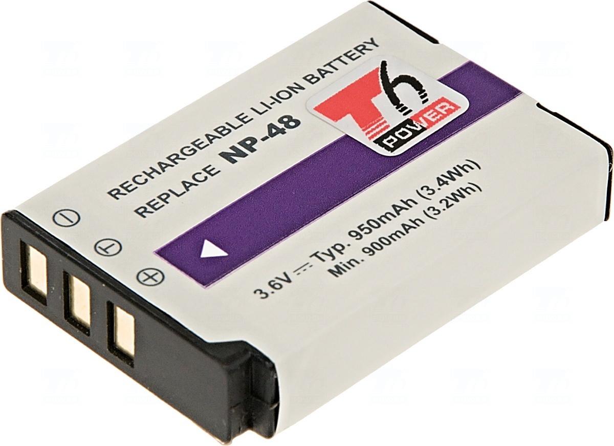 T6 power Baterie T6 power NP-48 DCFU0016