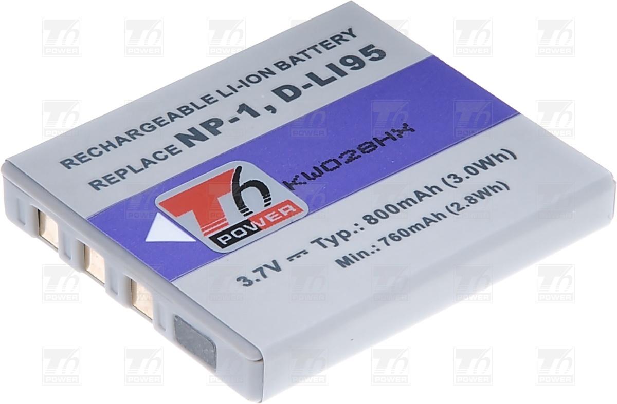 T6 power Baterie T6 power NP-1, SLB-0837, D-Li95 DCKO0004