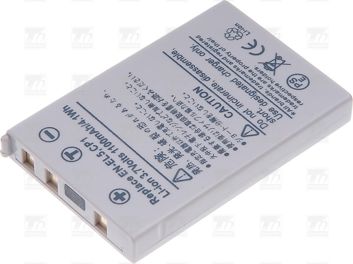 T6 power Baterie T6 power EN-EL5, CP1 DCNI0004
