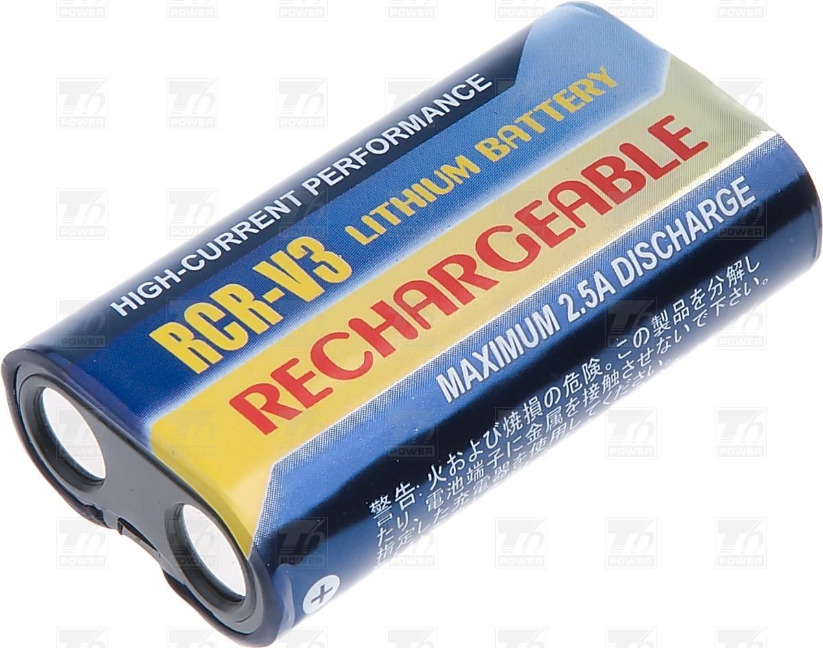 T6 power Baterie T6 power CRV3, CR-V3, CR-V3P, DLCRV3B, ELCRV3,