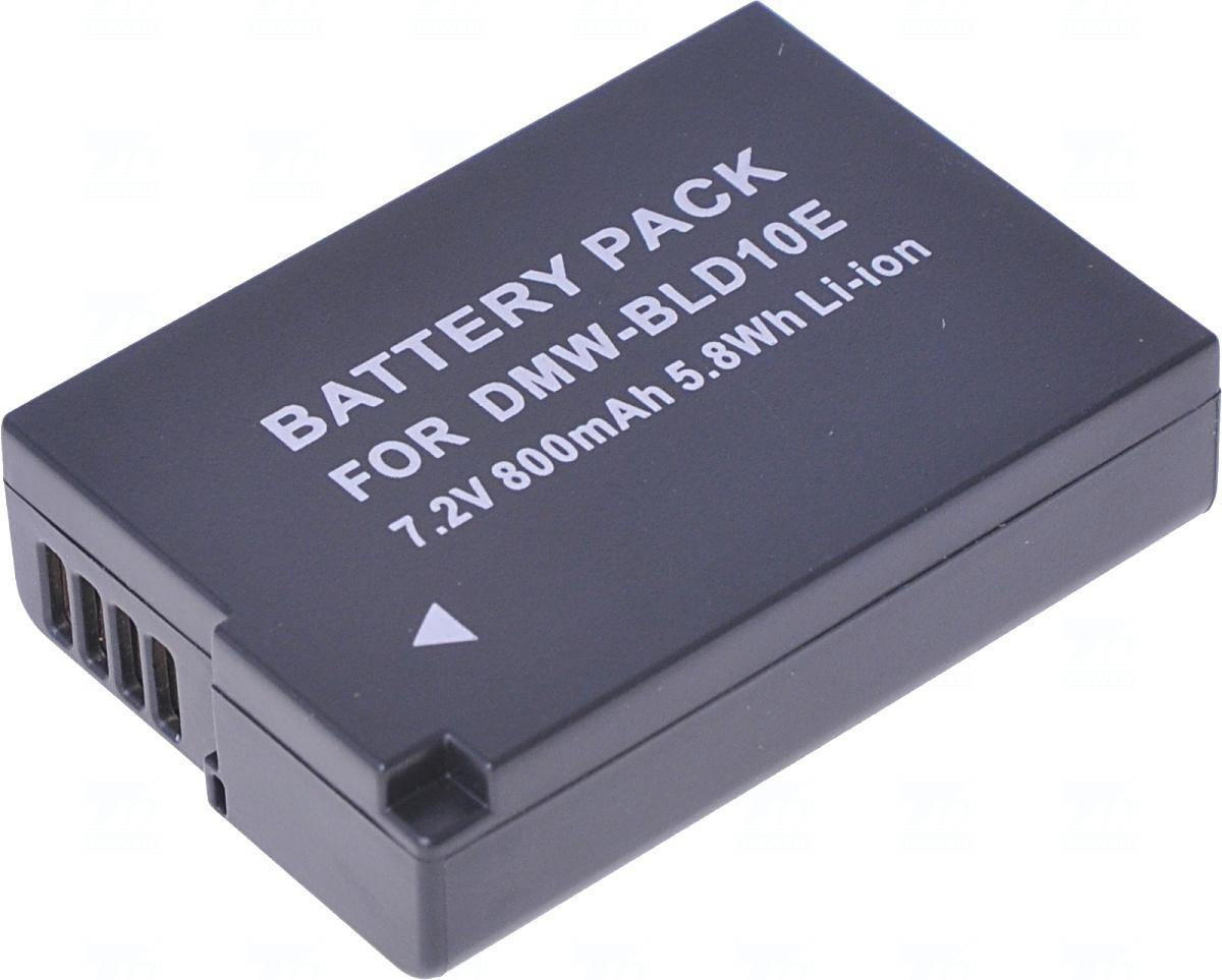 T6 power Baterie T6 power DMW-BLD10E, DMW-BLD10 DCPA0021