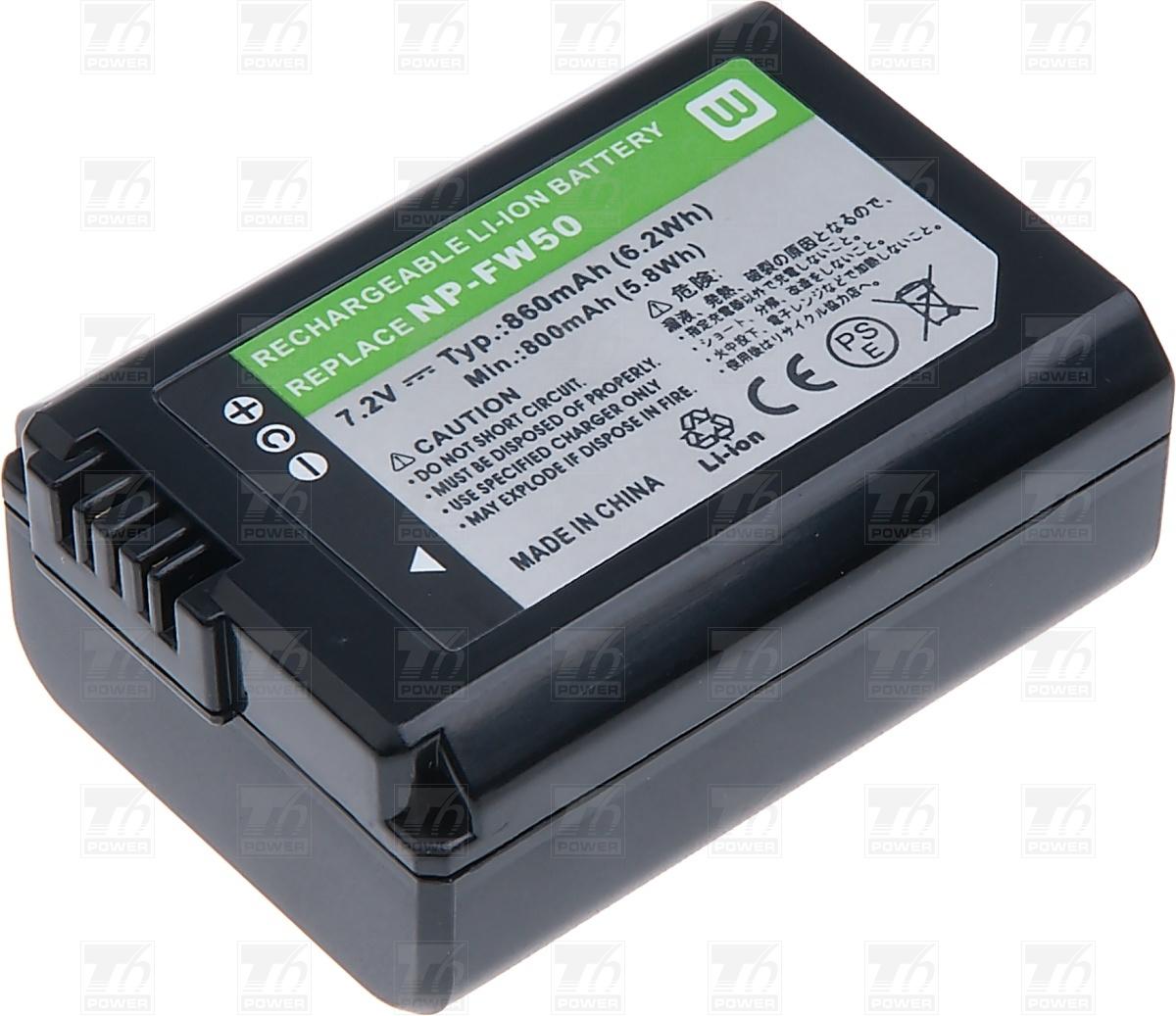 T6 power Baterie T6 power NP-FW50 DCSO0026