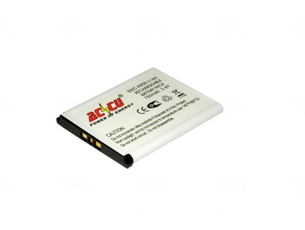 T6 power Baterie Accu pro Sony Ericssony K800, K800i, K550, K790