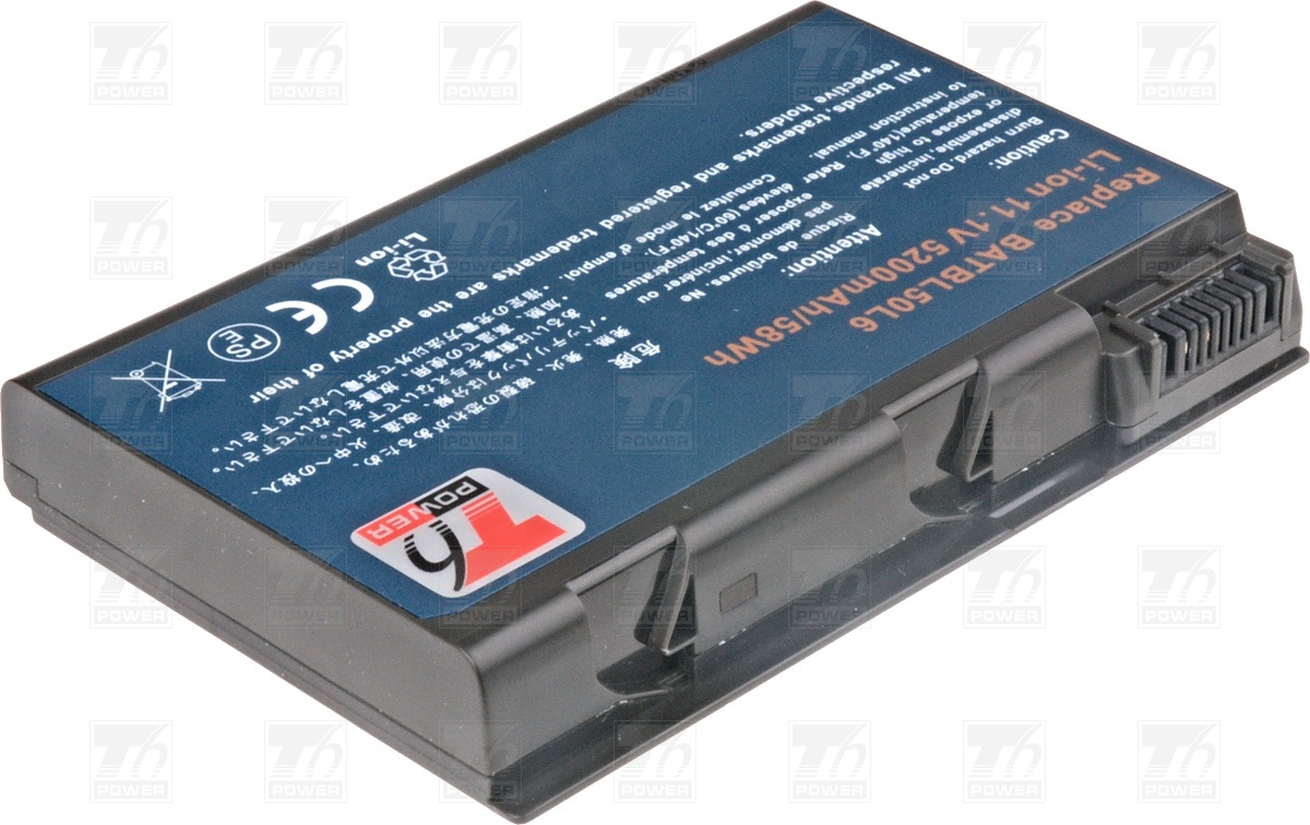T6 power Baterie T6 power BATBL50L6, LC.BTP01.017, BT00604.003,