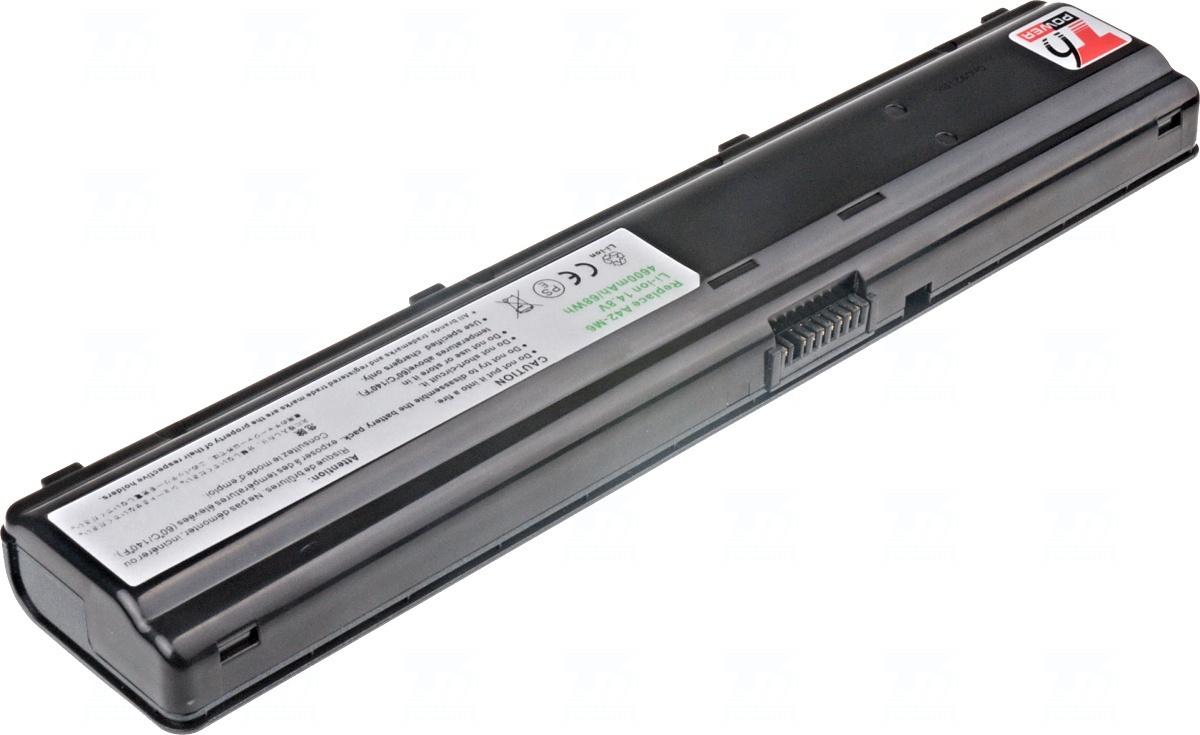 T6 power Baterie T6 power A42-M6, BPM6N, 70-N951B1005, 15-100360