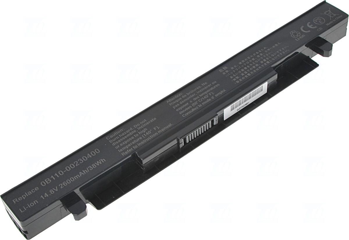 T6 power Baterie T6 power A41-X550A, 0B110-00230100, 0B110-00230
