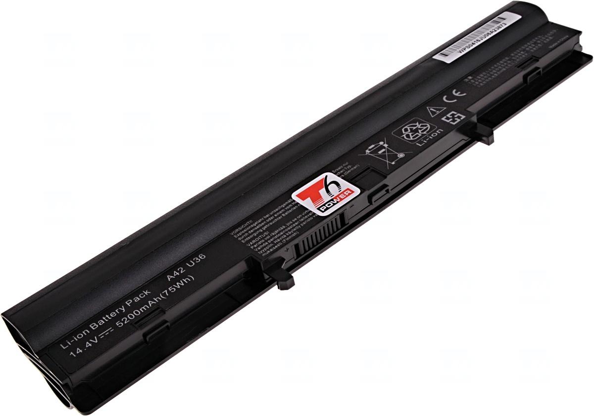 T6 power Baterie T6 power A41-U36, A42-U36, 07G016GR1875, 07G016