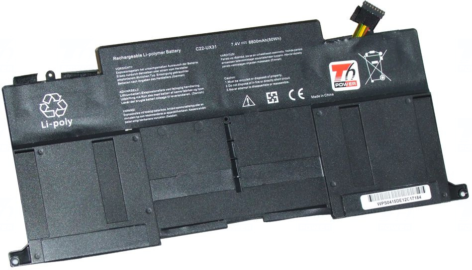 T6 power Baterie T6 power C22-UX31, 0B200-00020100 NBAS0097