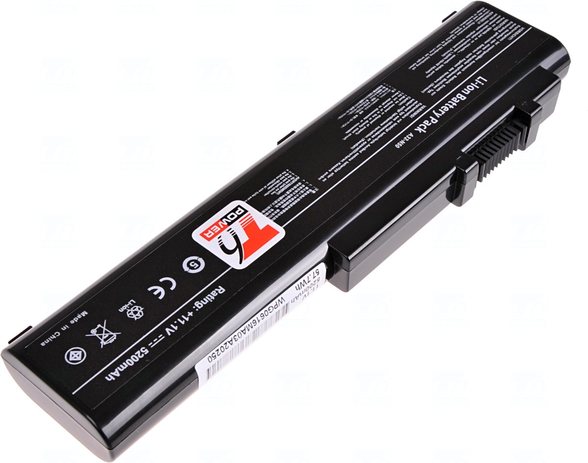 T6 power Baterie T6 power A32-N50, A33-N50, 90-NQY1B1000, 90-NQY