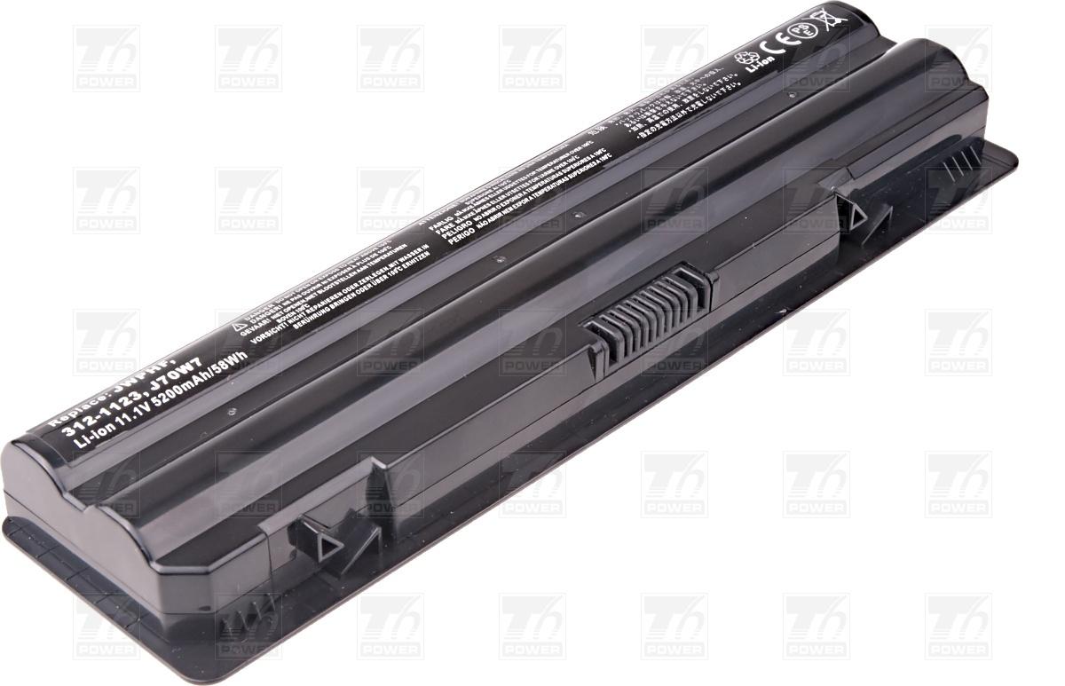 T6 power Baterie T6 power 312-1123, J70W7, JWPHF, R795X, WHXY3 N