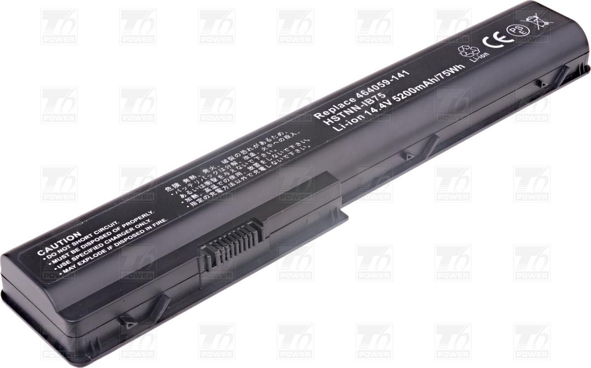 T6 power Baterie T6 power KS525AA, 464059-121, 464059-161, 46405