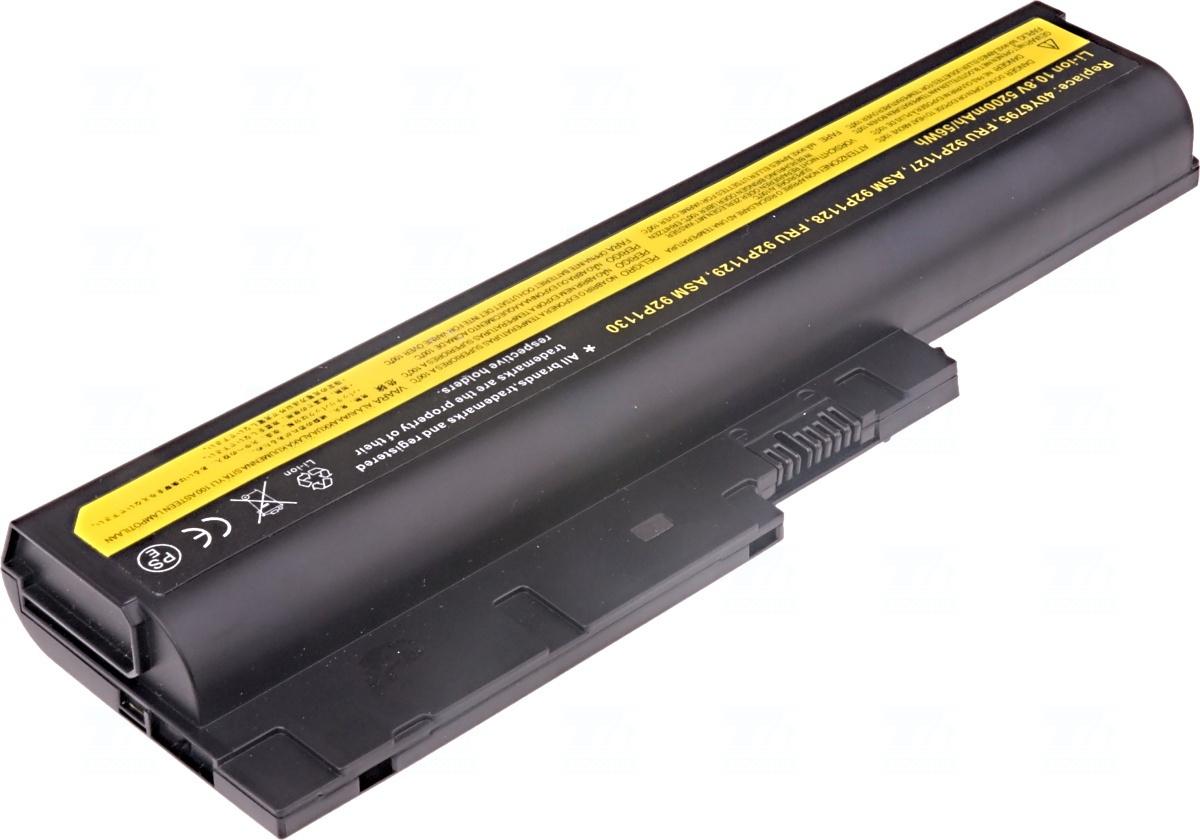 T6 power Baterie T6 power 40Y6795, FRU 92P1127, ASM 92P1128, FRU
