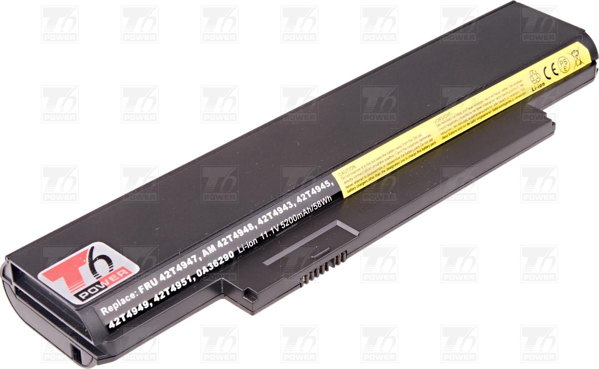 T6 power Baterie T6 power 42T4947, 42T4949, 42T4951, 42T4948, 0A