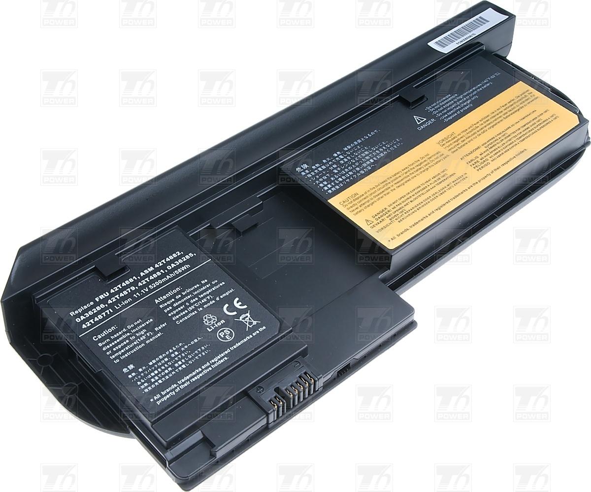 T6 power Baterie T6 power 42T4879, 42T4881, 0A36286 NBIB0102