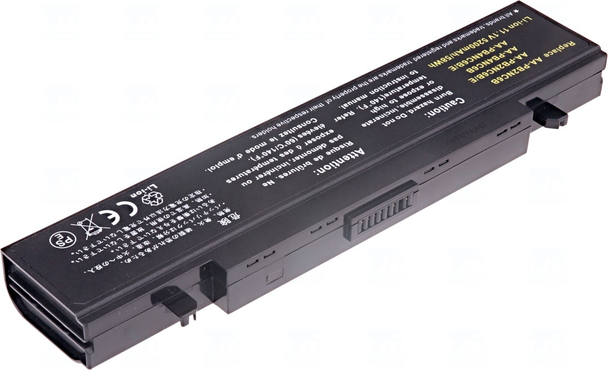 T6 power Baterie T6 power AA-PB2NC6B, AA-PB2NC6B/E, AA-PB4NC6B,