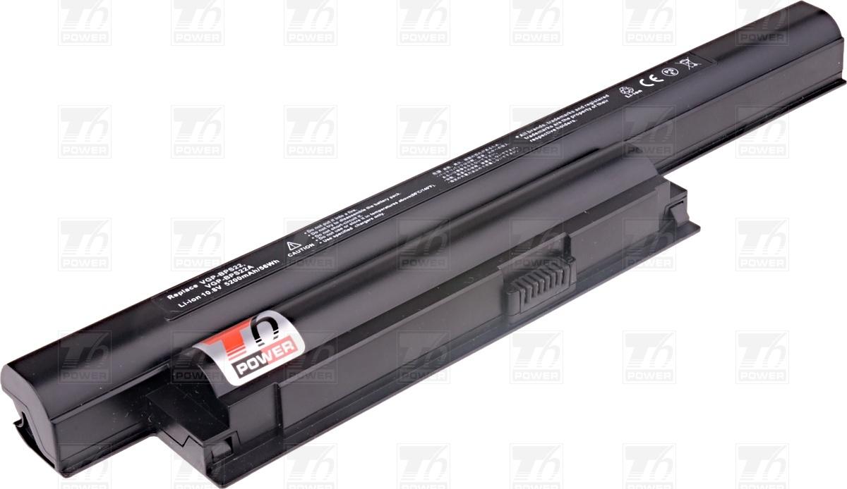 T6 power Baterie T6 power VGP-BPS22, VGP-BPS22A NBSN0051