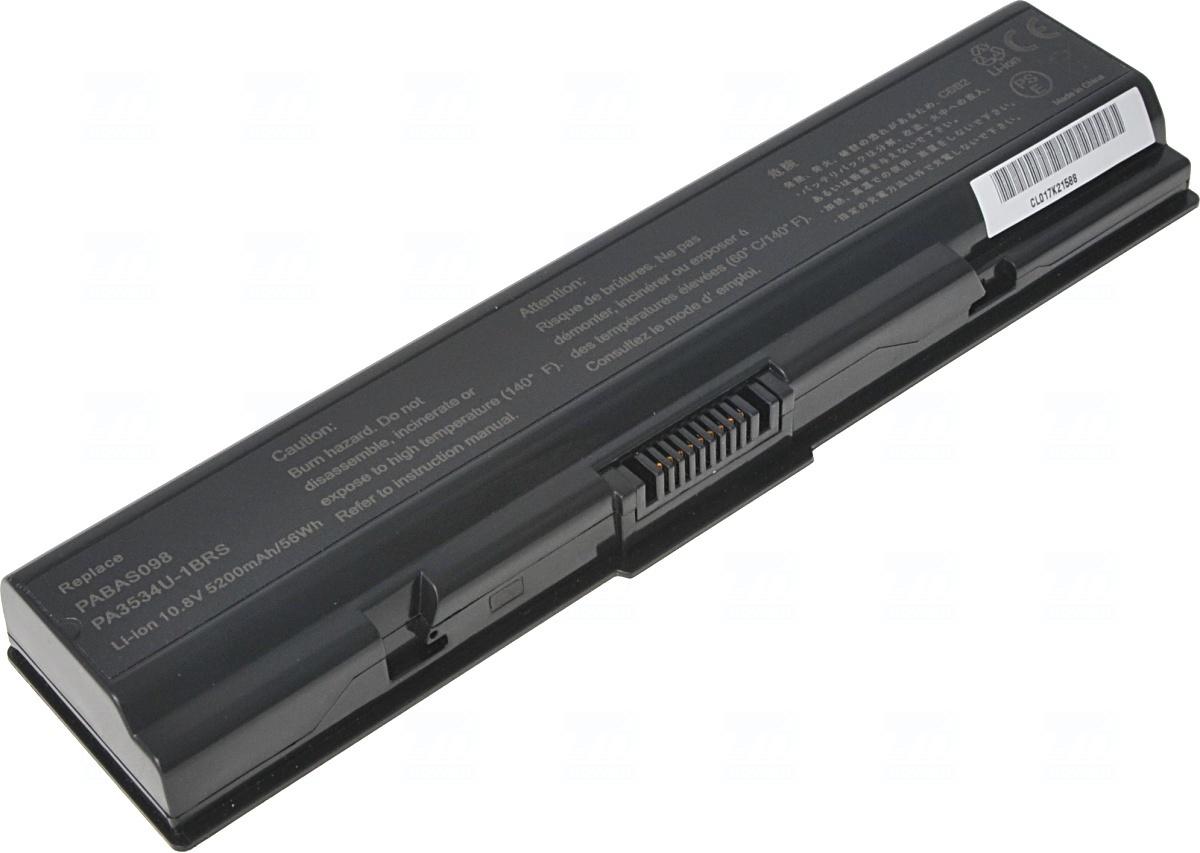 T6 power Baterie T6 power PABAS098, PA3534U-1BRS, PA3534U-1BAS,