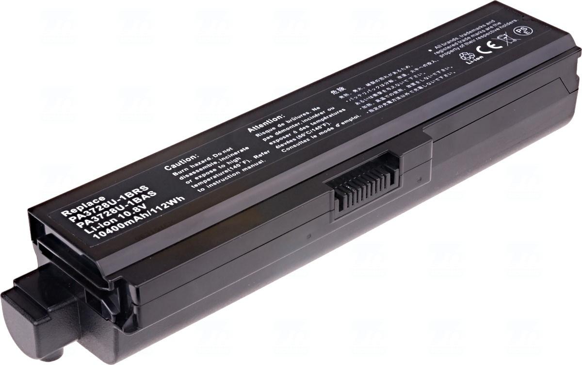 T6 power Baterie T6 power PA3728U-1BRS, PA3728U-1BAS NBTS0088