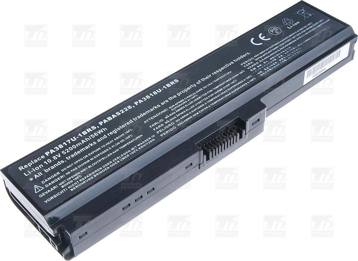 T6 power Baterie T6 power PA3817U-1BRS, PABAS227 NBTS0099