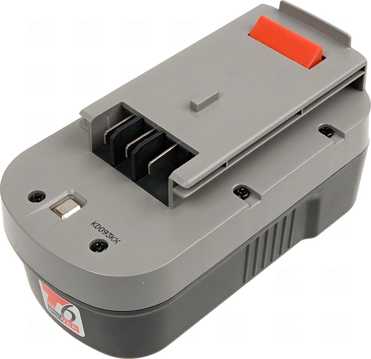 T6 power Baterie T6 power FSB18, FS180BX, HPB18, 244760-00, FS18