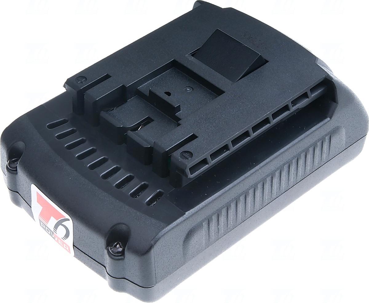 T6 power Baterie T6 power BAT609, 2 607 336 091, 2 607 336 169,