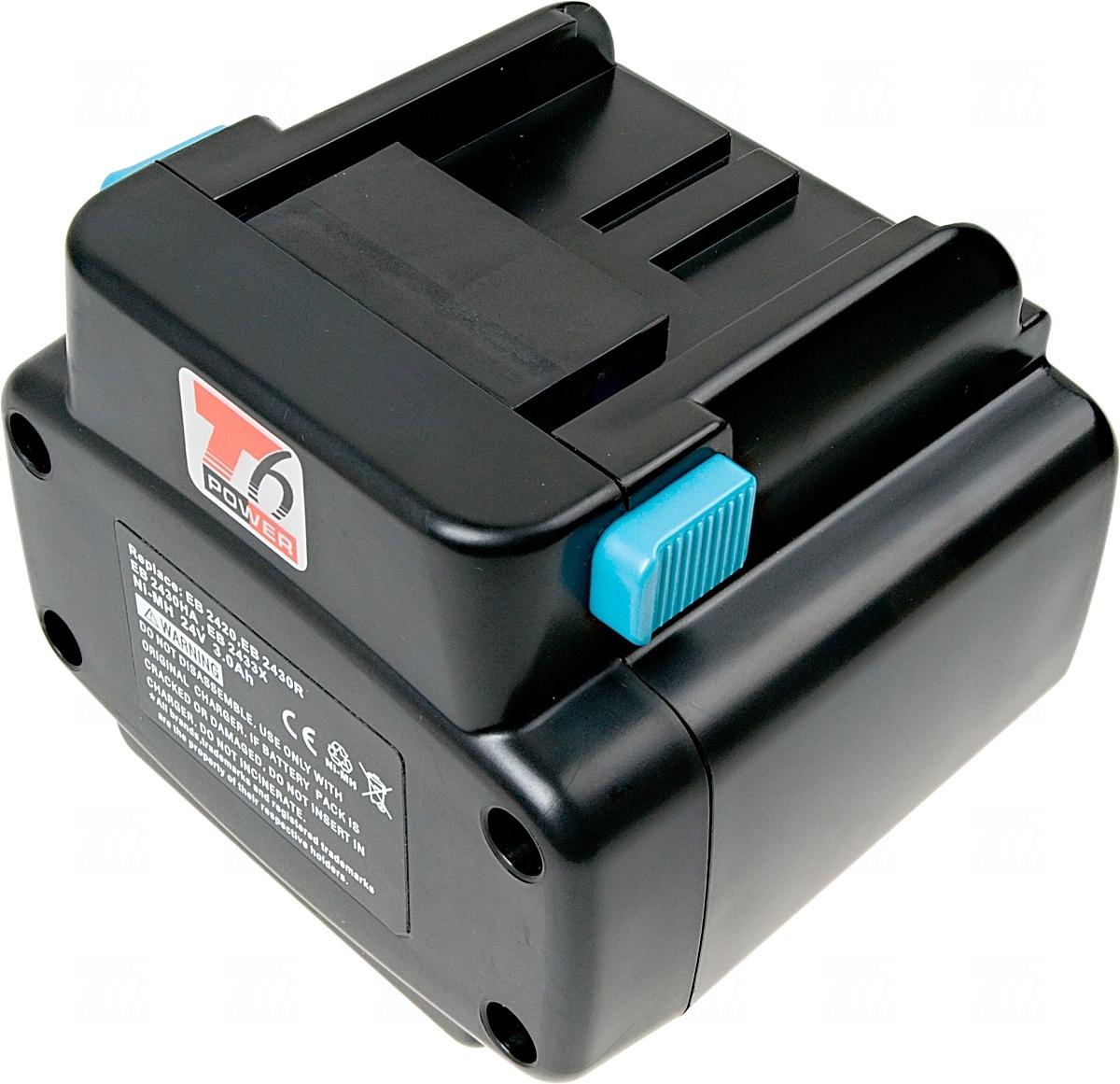 T6 power Baterie T6 power EB 2430, EB 2430HA, EB 2430R, EB 2433