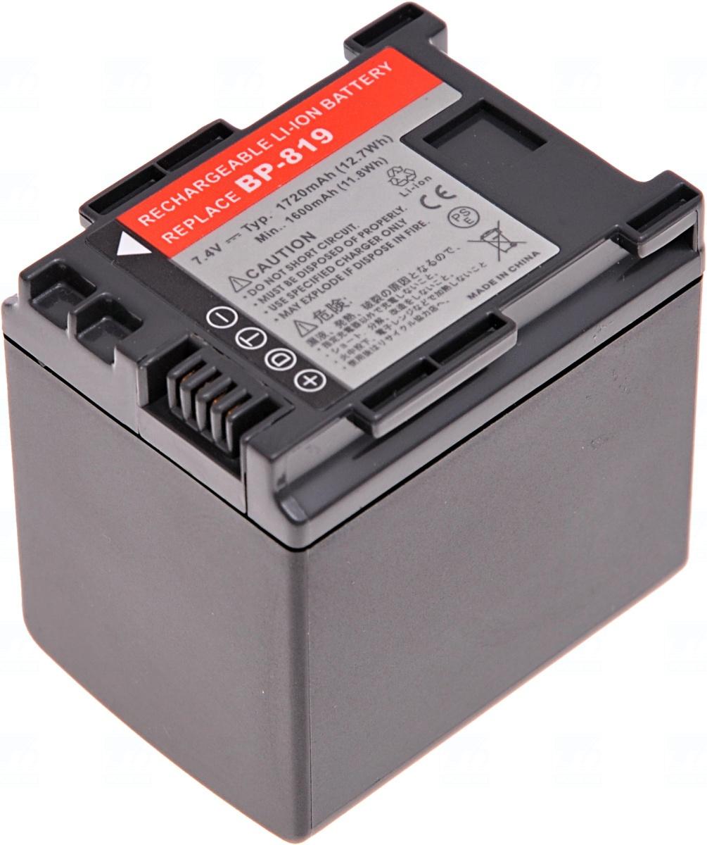 T6 power Baterie T6 power BP-809, BP-819, BP-808 VCCA0033