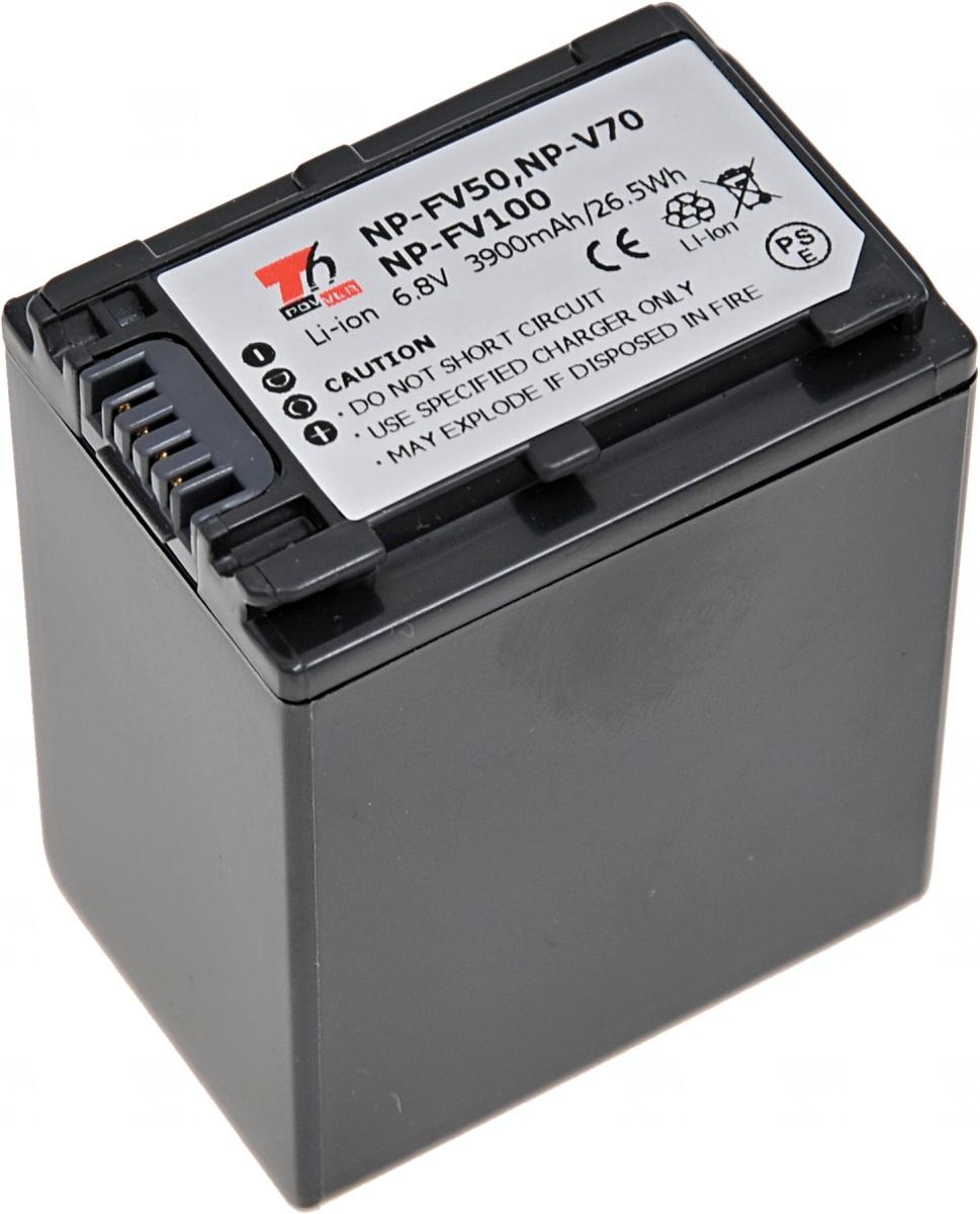 T6 power Baterie T6 power NP-FV100, NP-FV70, NP-FV50, NP-FV30 VC