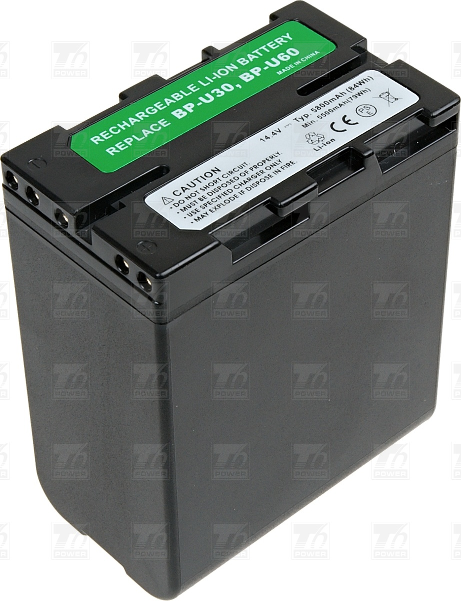 T6 power Baterie T6 power BP-U90, BP-U60 VCSO0056