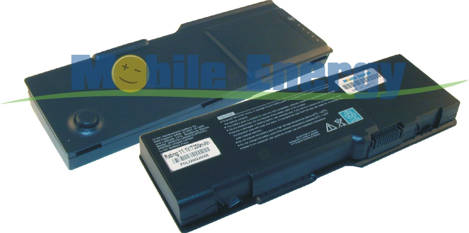 Mobile-Energy Baterie DELL Inspiron 6400 / E1501 / E1505 - 11.1v