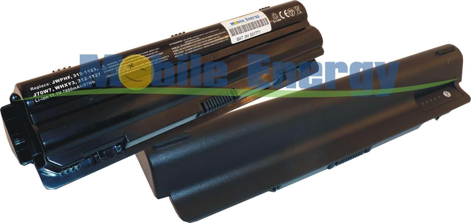 Mobile-Energy Baterie DELL XPS 14 / XPS 15 / XPS17 / XPS L401X /