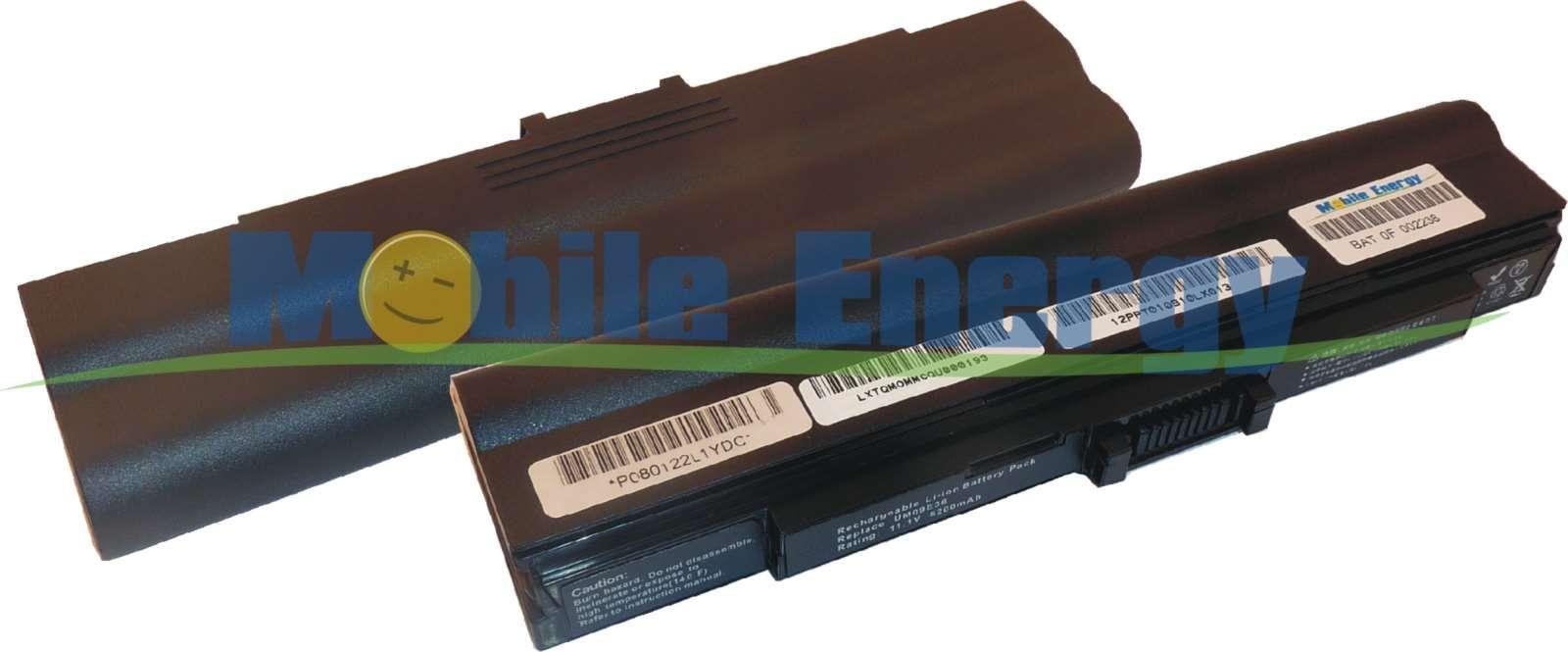 Mobile-Energy Baterie ACER Aspire 1410 / Aspire 1810T / Timeline