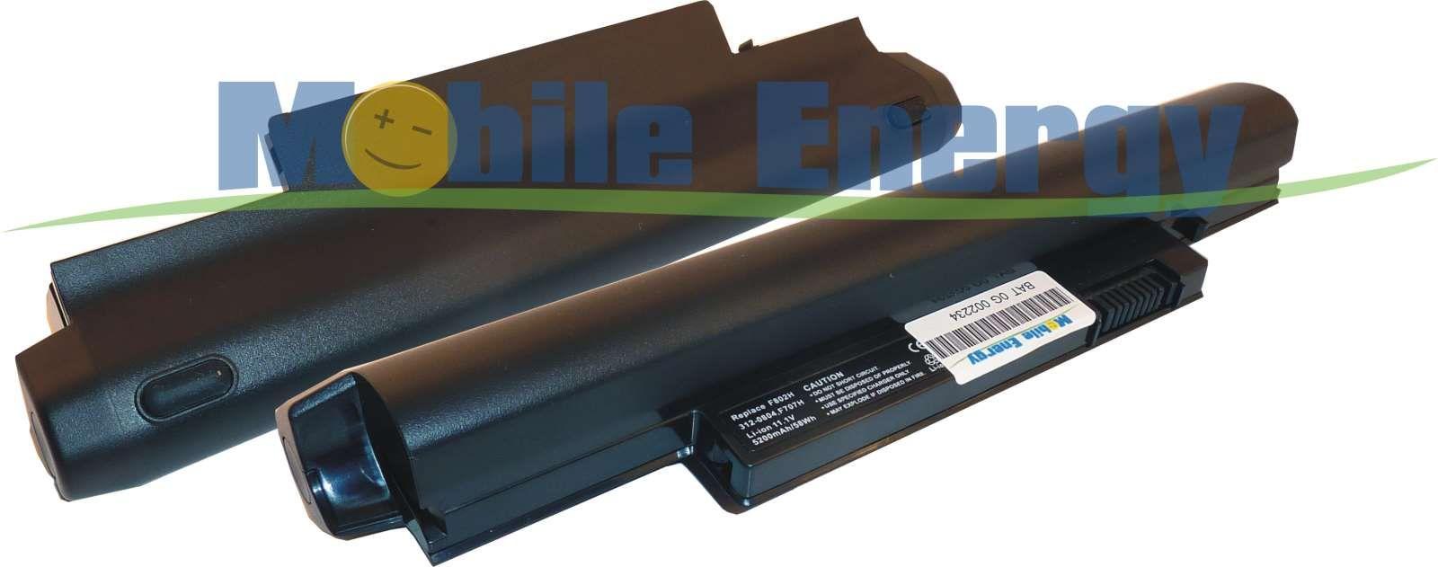 Mobile-Energy Baterie DELL Inspiron 1210 / Mini 12 - 11.1v 5200m