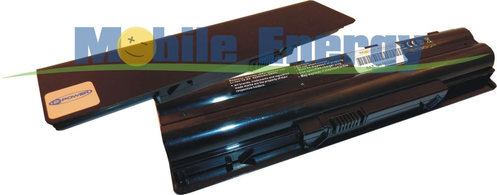 Mobile-Energy Baterie HP Pavilion DV-3 / DV3-1000 / DV-3t / DV-