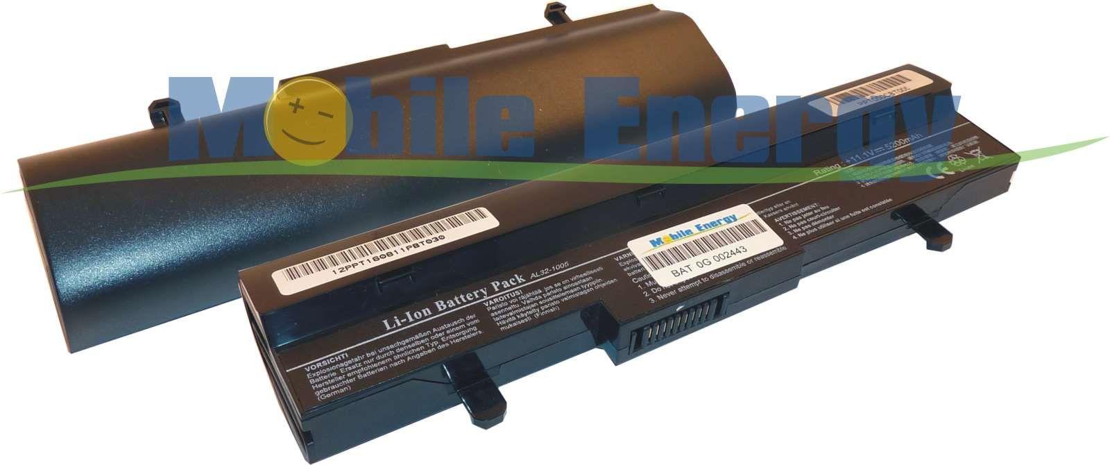 Mobile-Energy Baterie ASUS Eee PC 1001HA / Eee PC 1005HA / Eee P