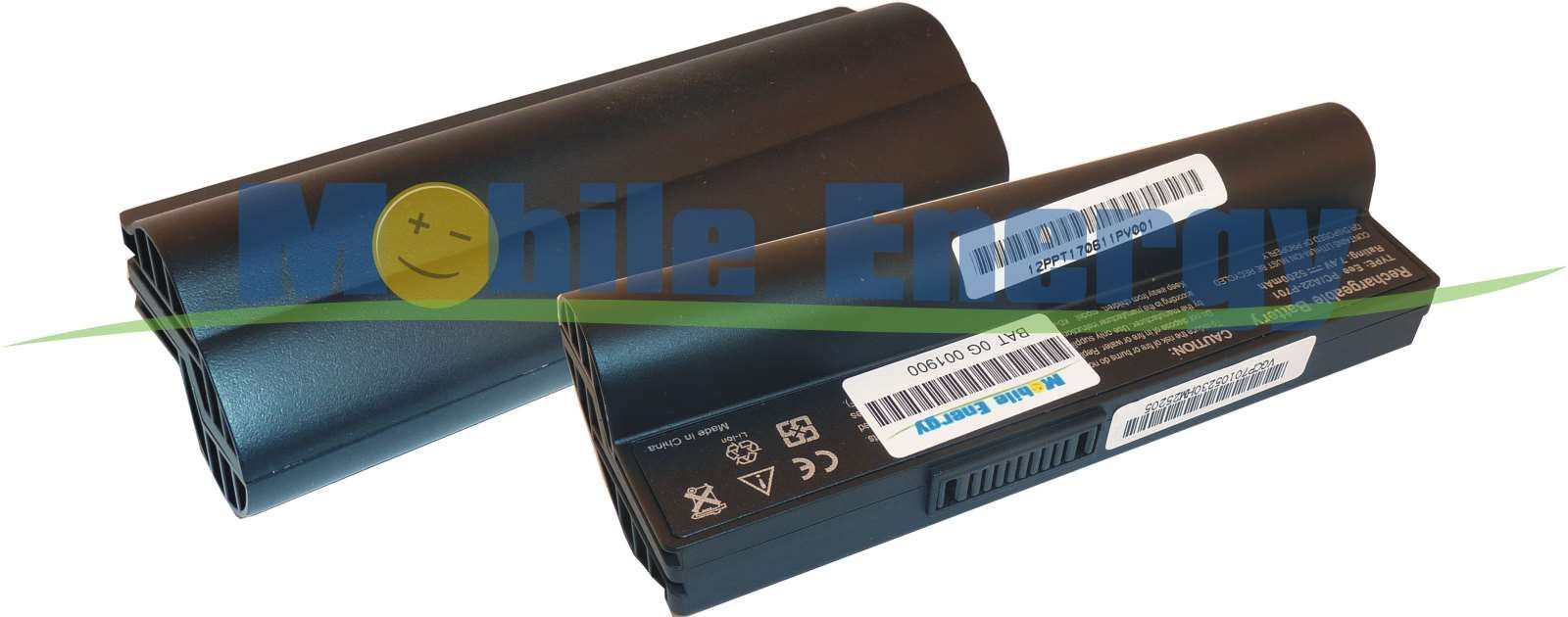 Mobile-Energy Baterie ASUS Eee PC 2G / PC 4G / PC 700 / PC 701 /