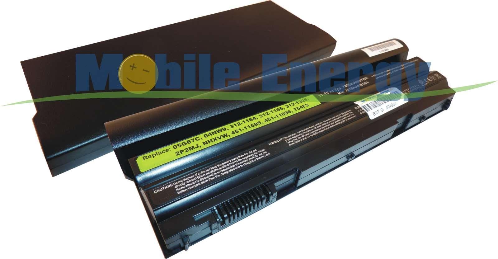 Mobile-Energy Baterie DELL Latitude E5420 / E5420m / E5530 / E55