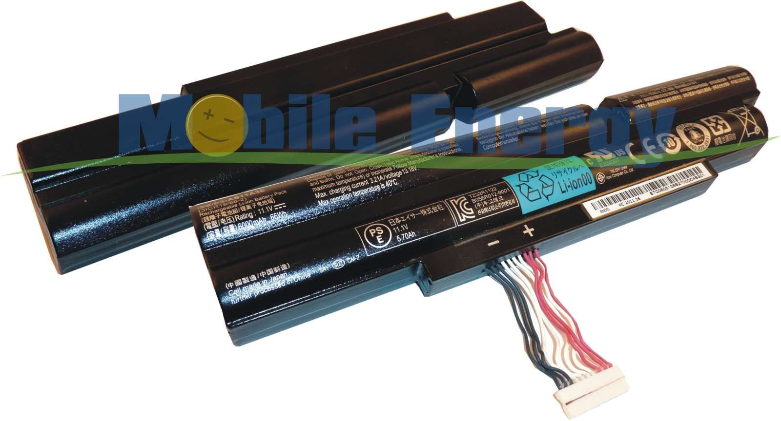 Mobile-Energy Baterie Aspire TimelineX 3830T / 4830T / 4830TG /