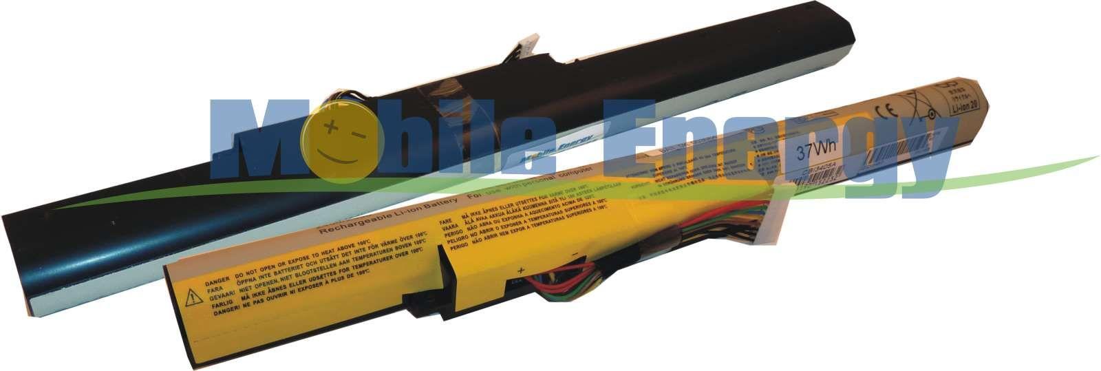 Mobile-Energy Baterie Lenovo IdeaPad Z400 / Z510 - 14.4v 2600mAh