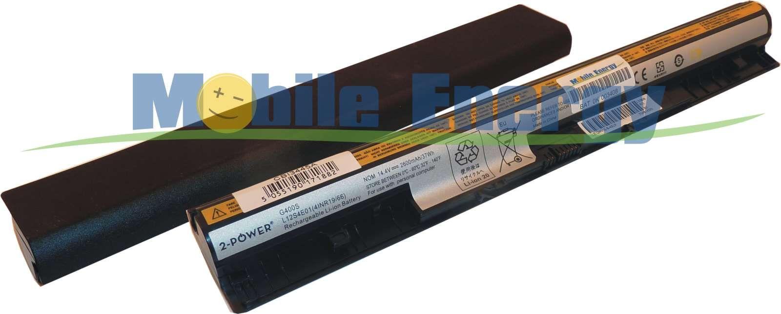 Mobile-Energy Baterie Lenovo IdeaPad G400s / G405s / G410s / G50