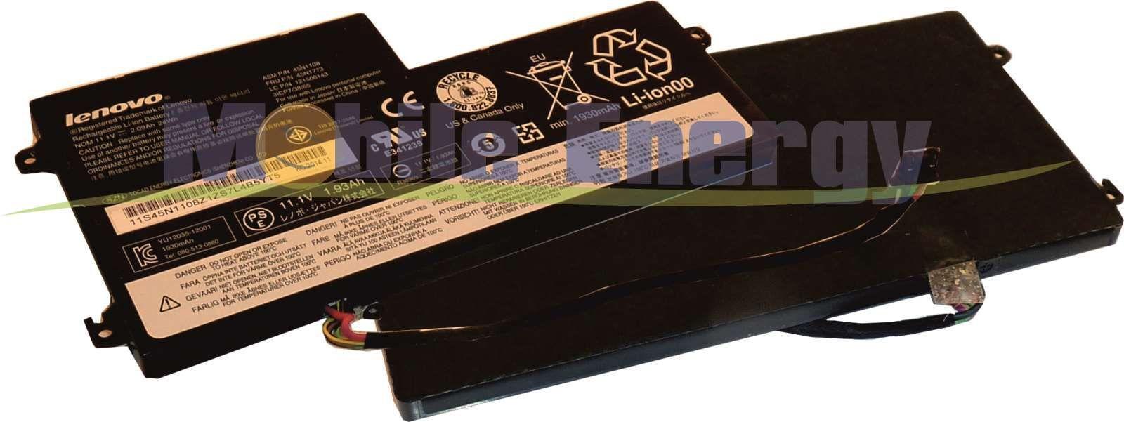 Mobile-Energy Baterie Lenovo ThinkPad T440 / ThinkPad T440s / Th