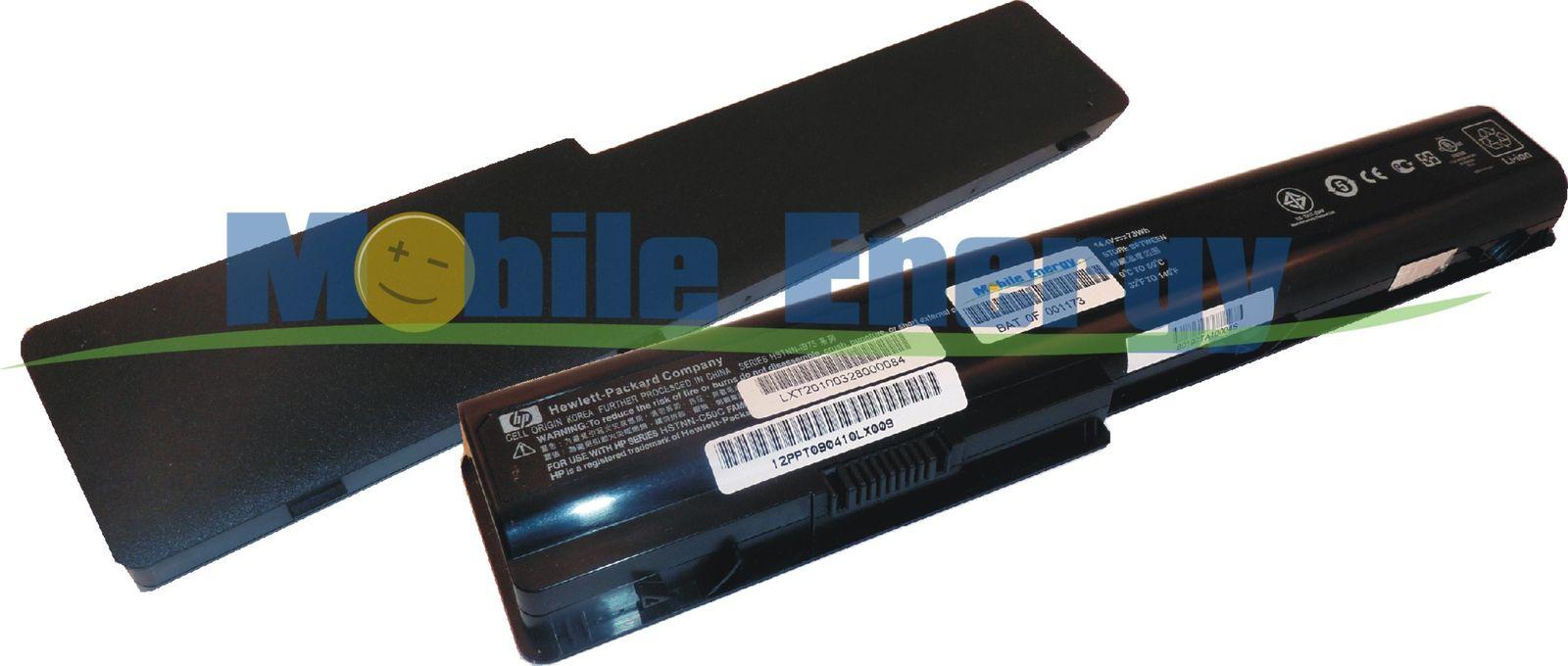 Mobile-Energy Baterie HP Pavilion dv7 / dv7-1000 / dv7t / dv7t-1